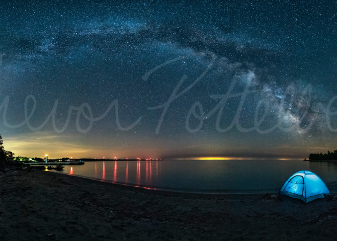 While You Were Sleeping Photography Art | Trevor Pottelberg Photography