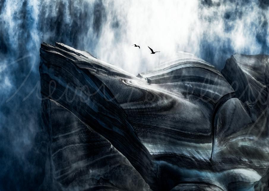 Glacial Flight Photography Art | Trevor Pottelberg Photography