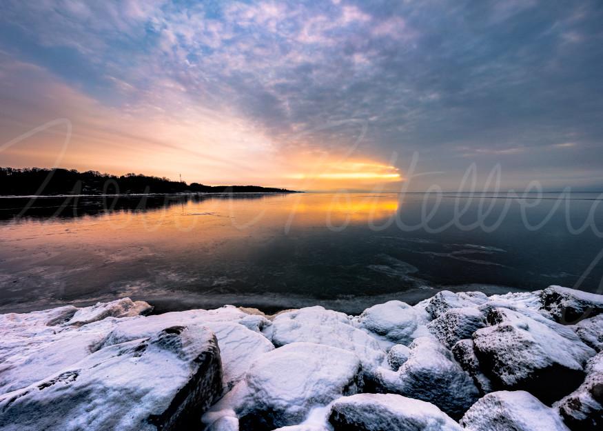 Golden Saucer Photography Art | Trevor Pottelberg Photography