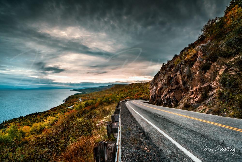 Exploring The Cabot Trail Photography Art | Trevor Pottelberg Photography
