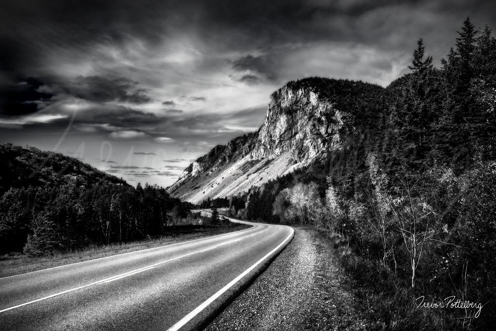 La Grande Falaise Photography Art | Trevor Pottelberg Photography