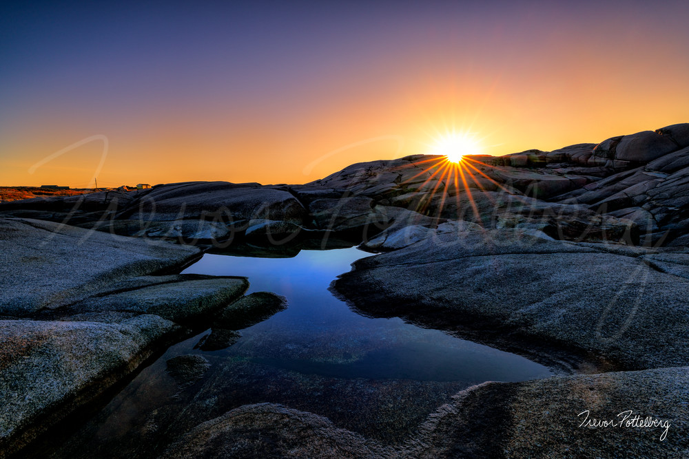 Break Of Dawn Photography Art | Trevor Pottelberg Photography