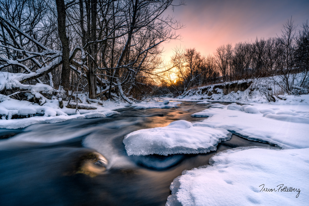 Undisturbed Radiance Photography Art | Trevor Pottelberg Photography