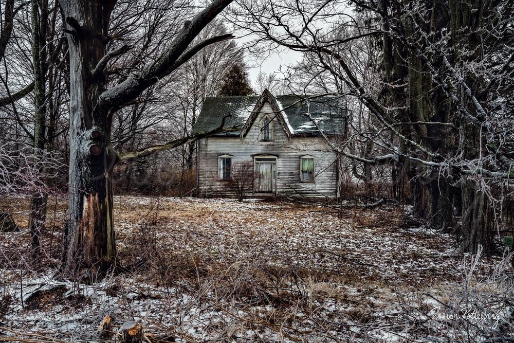 Granny's House Photography Art   Trevor Pottelberg Photography