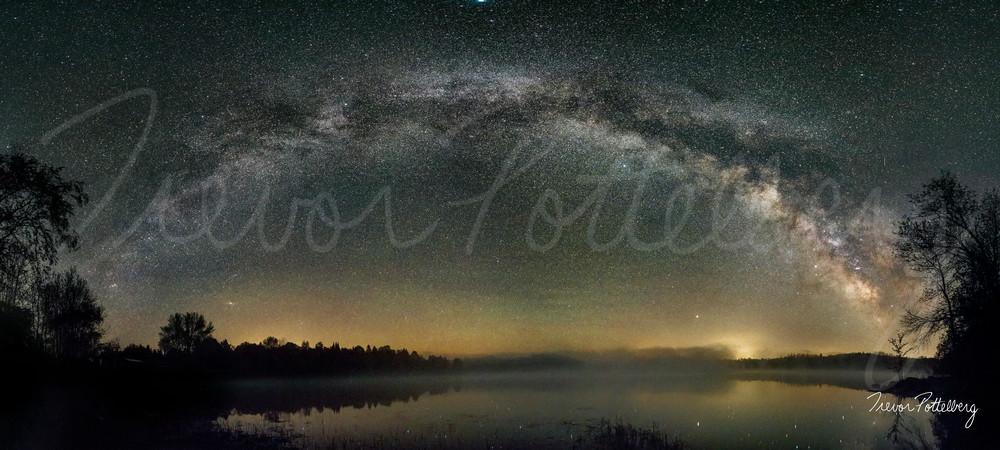 Heaven's Rainbow Photography Art | Trevor Pottelberg Photography