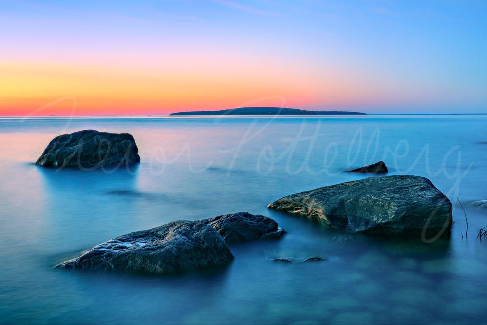 Giant's Tomb Island Photography Art | Trevor Pottelberg Photography