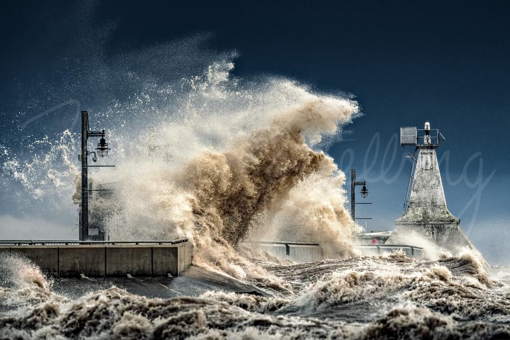 Pier Pressure Photography Art | Trevor Pottelberg Photography