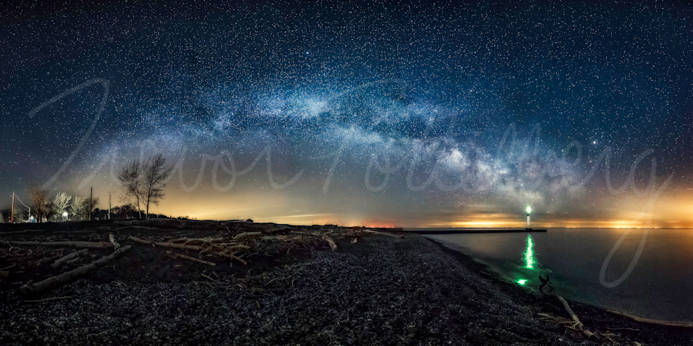 Galactic Rainbow Photography Art | Trevor Pottelberg Photography