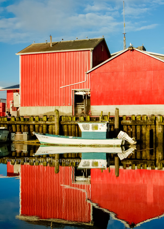 Ilwaco Harbor | Jim Parkin Fine Art Photography
