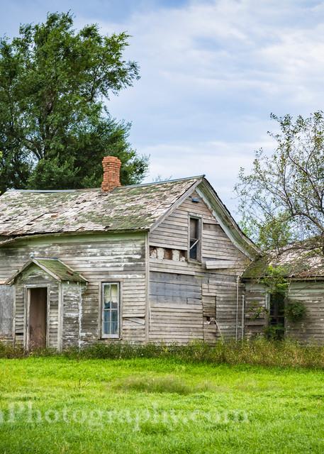 Weathered Farm House | Jim Parkin Fine Art Photography