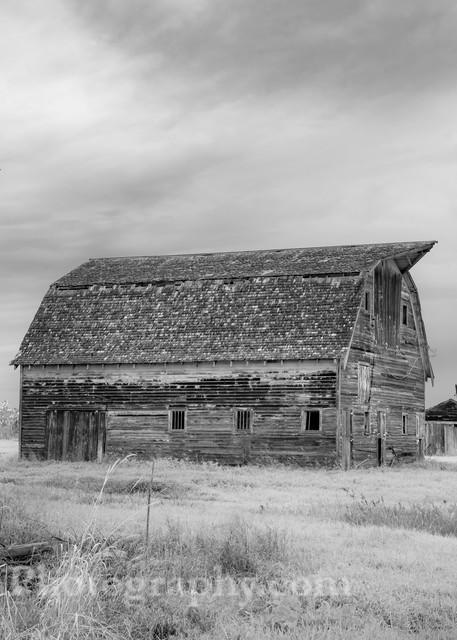 Ghost Barn | Jim Parkin Fine Art Photography