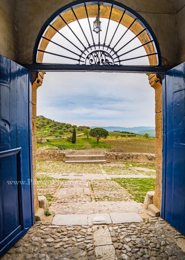 Through the Blue Doors | Jim Parkin Fine Art Photography