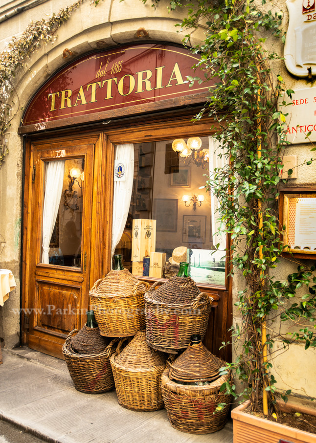 Trattoria | Jim Parkin Fine Art Photography