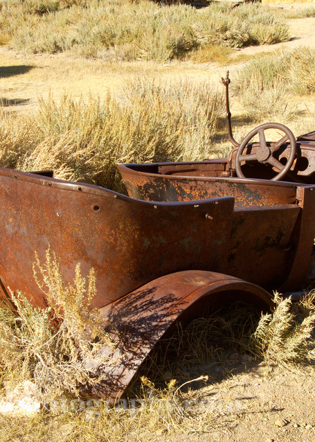 """Rusty Old Convertible 2"" print   Jim Parkin Fine Art Photography"