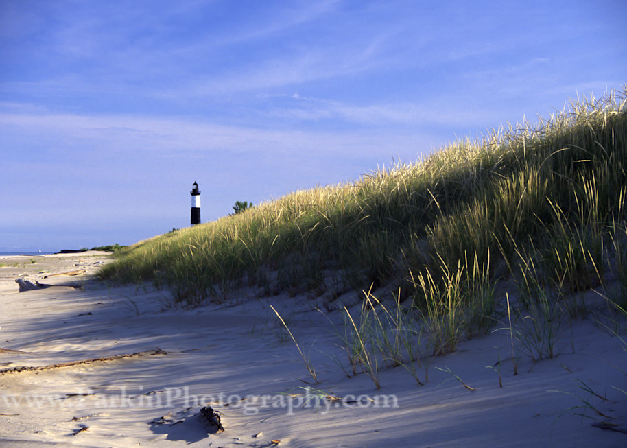Big Sable Point Lighthouse 1 Photography Art | Jim Parkin Fine Art Photography