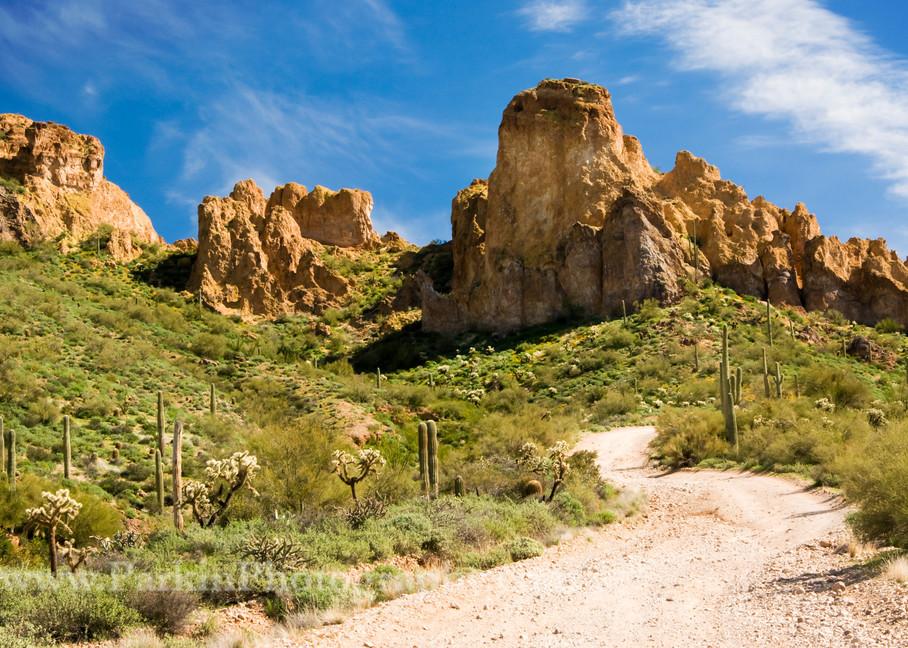 Desert wilderness print, Jim Parkin Fine Art Photography