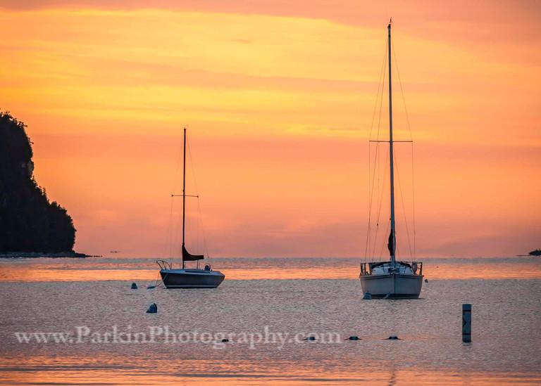Green Bay Sunset | Jim Parkin Fine Art Photography