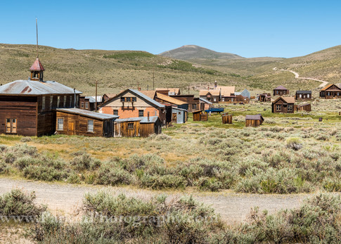 """""""Bodie, Lost in Time"""" print 