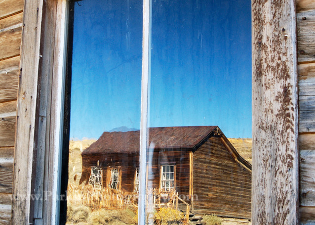 """""""Reflections in a Ghost Town"""" print 