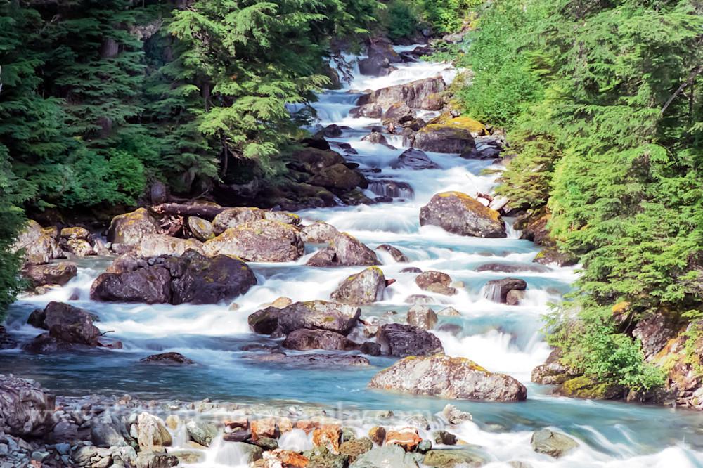 Hyder Waterfall 5