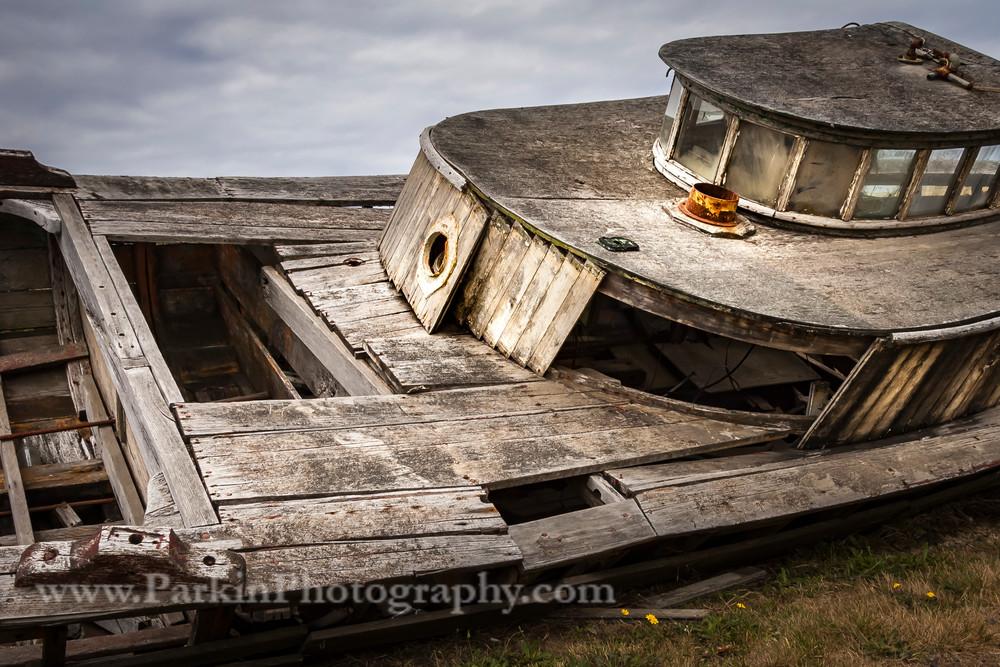 Stories Left Behind | Jim Parkin Fine Art Photography