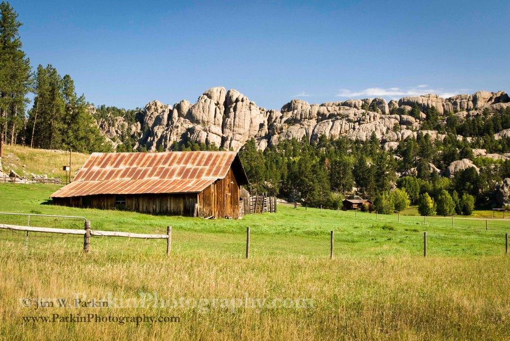 Vintage Barn | Jim Parkin Fine Art Photography