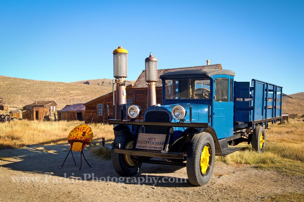Dodge Graham Truck 1 print   Jim Parkin Fine Art Photography
