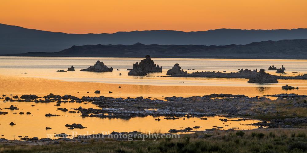 """Early Morning on Mono Lake"" print | Jim Parkin Fine Art Photography"