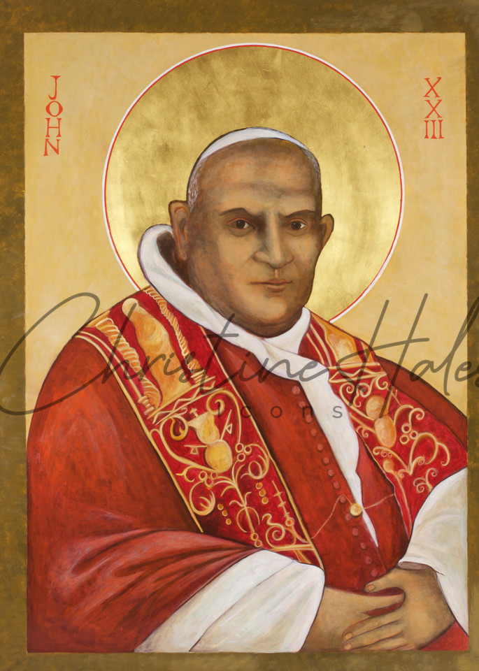 Pope John XXIII ICon