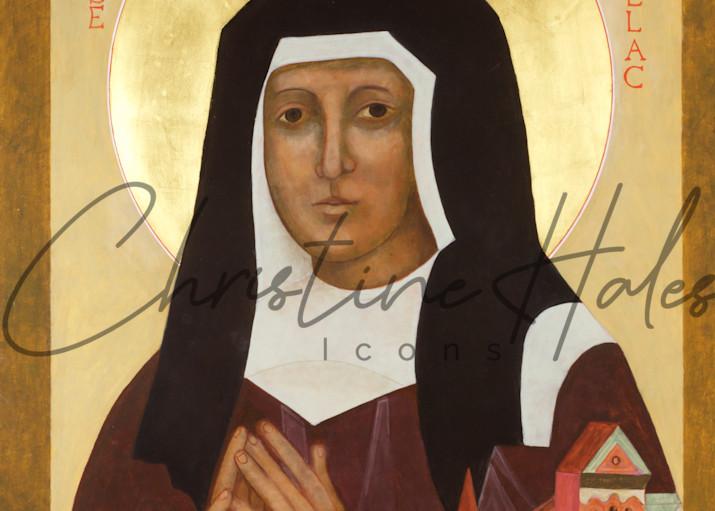 St. Louise de Marillac Icon