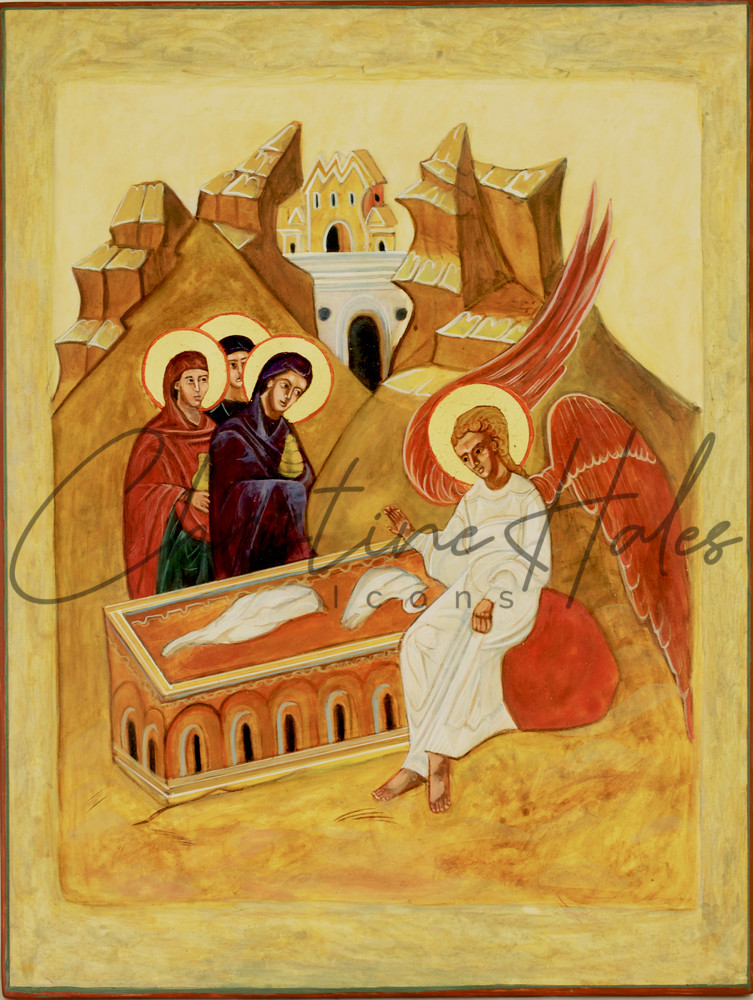 Holy Myrrh Bearers
