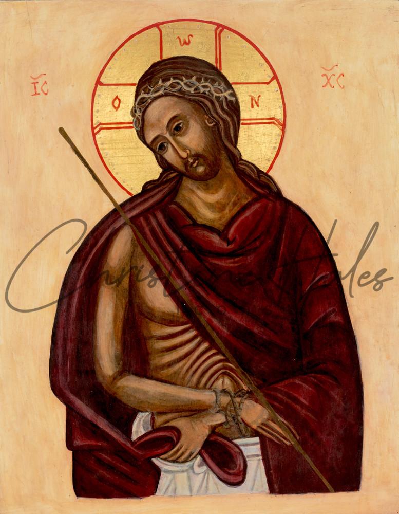 Christ the Bridegroom Icon