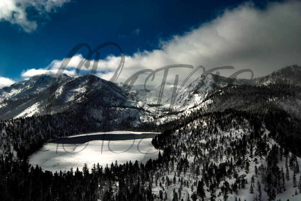 Fine Art Photography- Cascade Lake