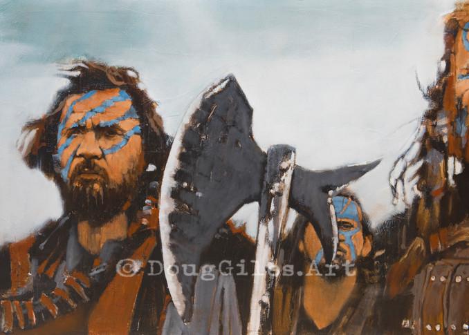Warrior Poets Art | Doug Giles Art, LLC