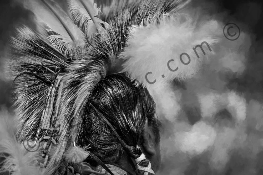 Headdress Pow Wow Regalia West Decor|Wall Decor fleblanc