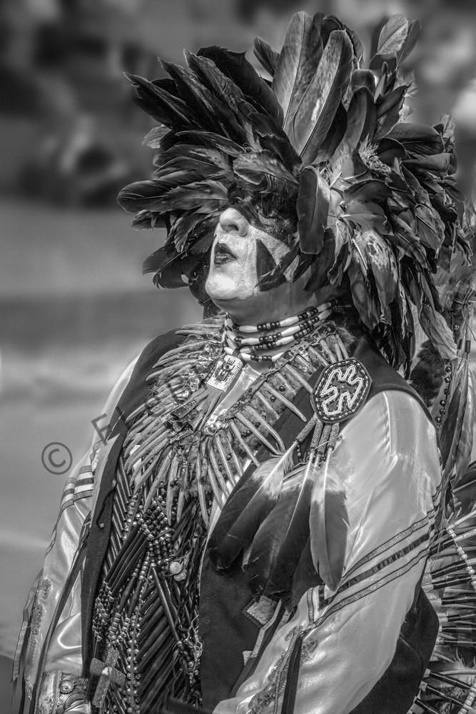 Pow Wow Regalia Traditional Tribal Decor|Wall Decor fleblanc