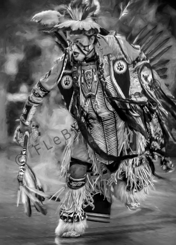 Pow Wow Regalia Decor Drumbeat Dance|Wall Decor fleblanc