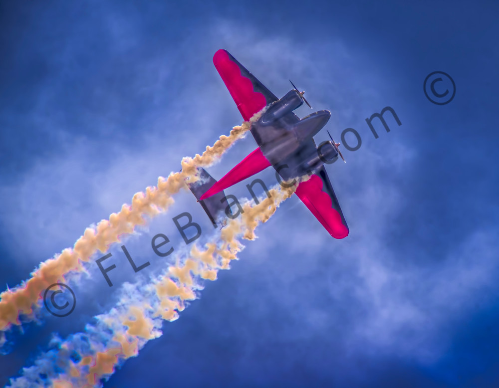 Airshow Aerobatics Smoke War Battle Precision Stunt fleblanc