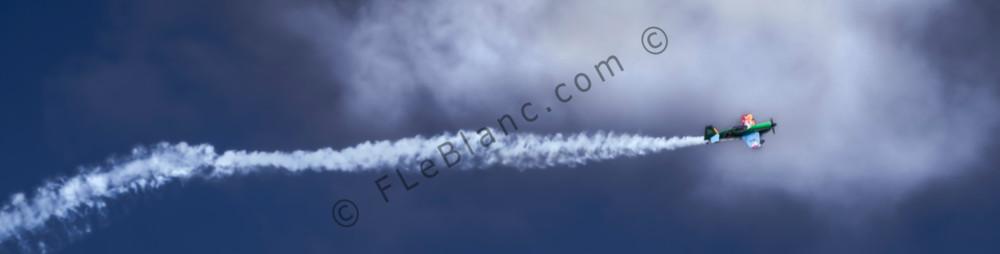 Air Show Airplane Panoramic Abstract Precision Stunt fleblanc