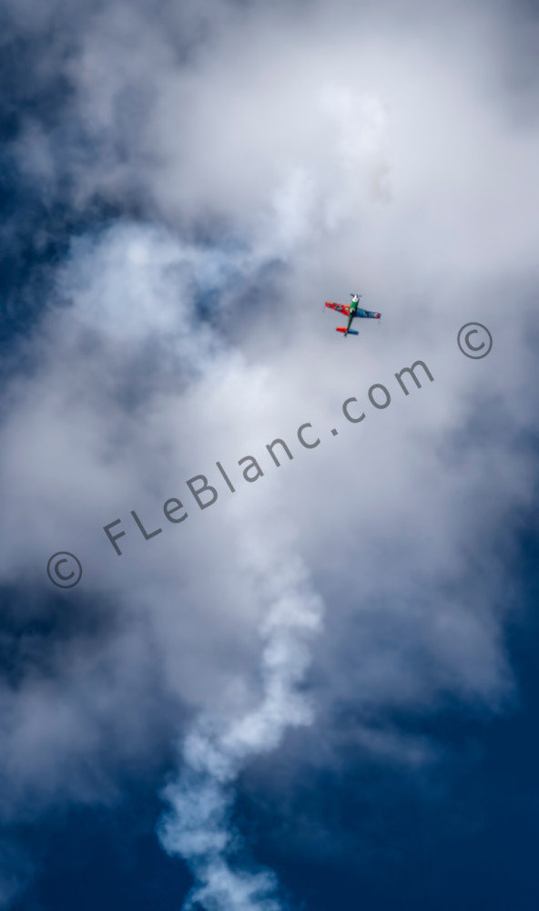 Air Show Airplane Clouds Abstract Fighter Precision Stunt fleblanc
