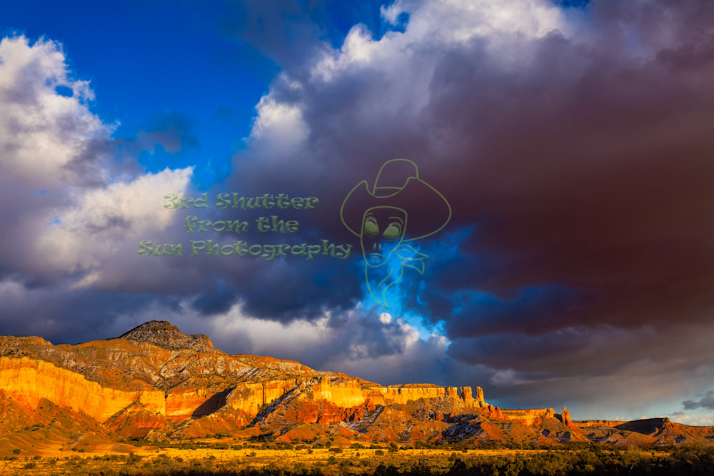 Stormy Portal Ghost Ranch