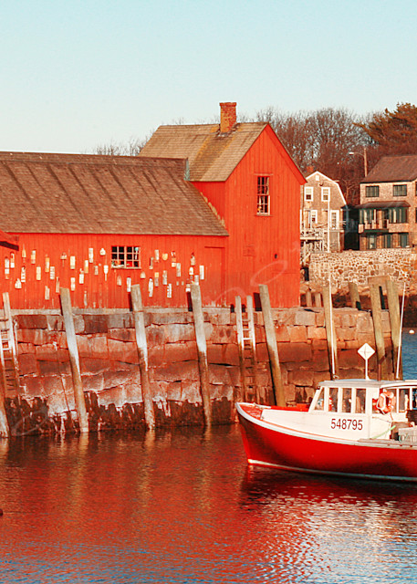 Rockport Classic Art | Fred Marco Photography