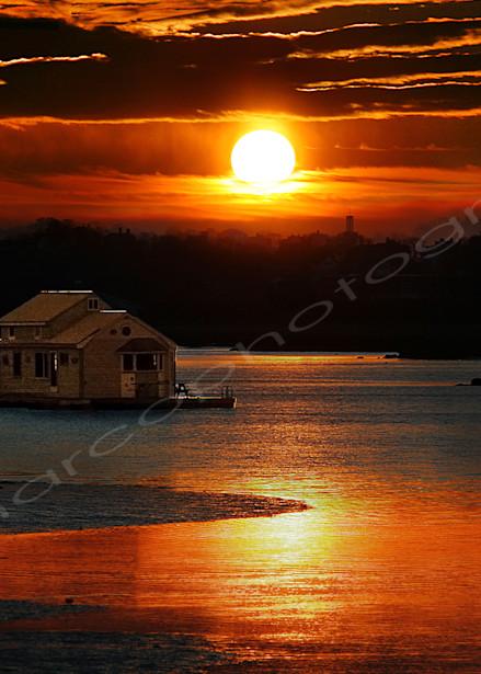 Gloucester Houseboat