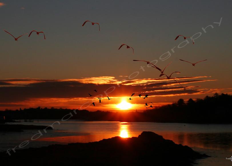 Gloucester Sunrise