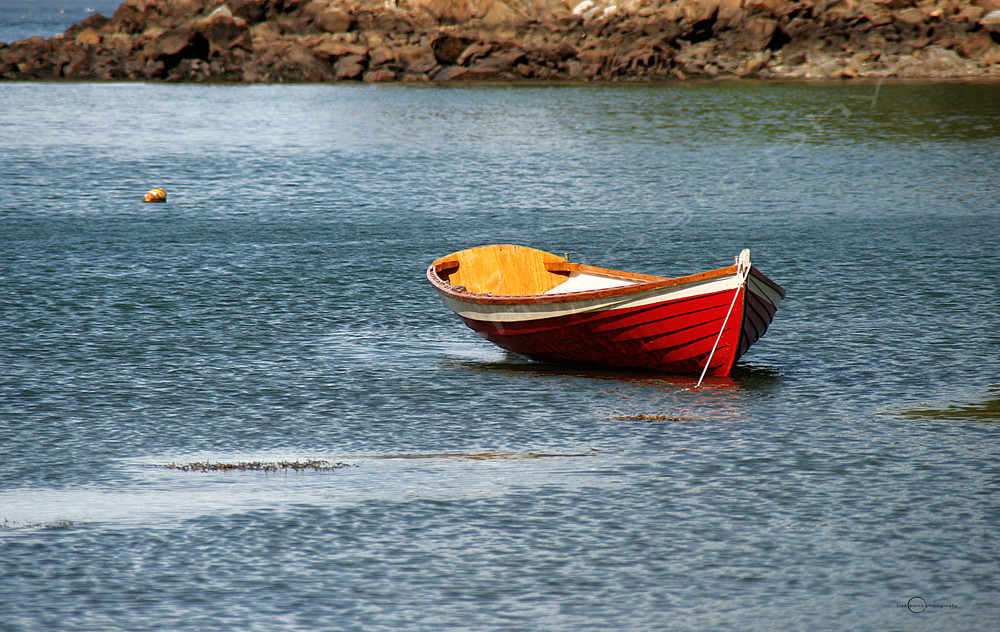 Red Dinghy Art | Fred Marco Photography