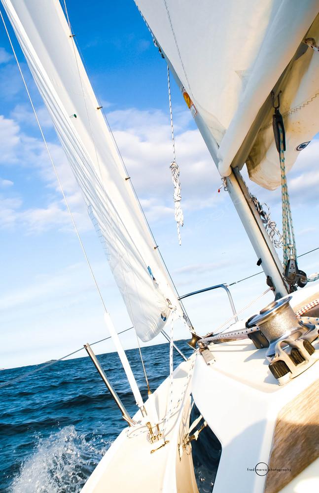 Sailing in Salem