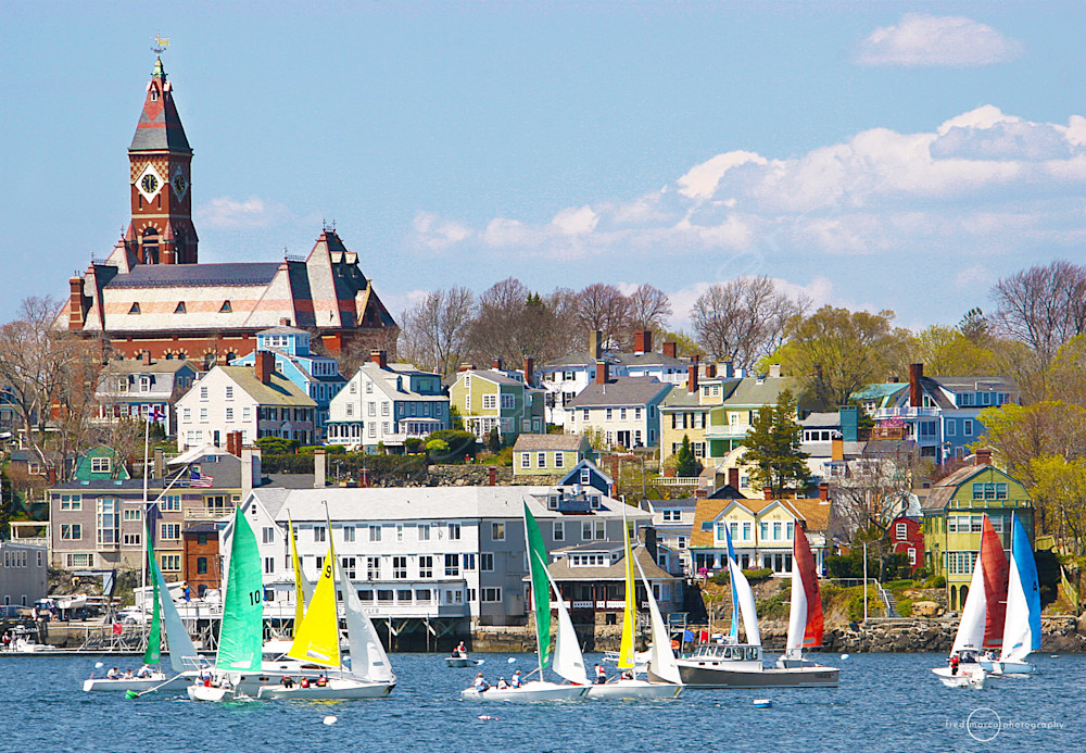 Jackson Cup in Marblehead