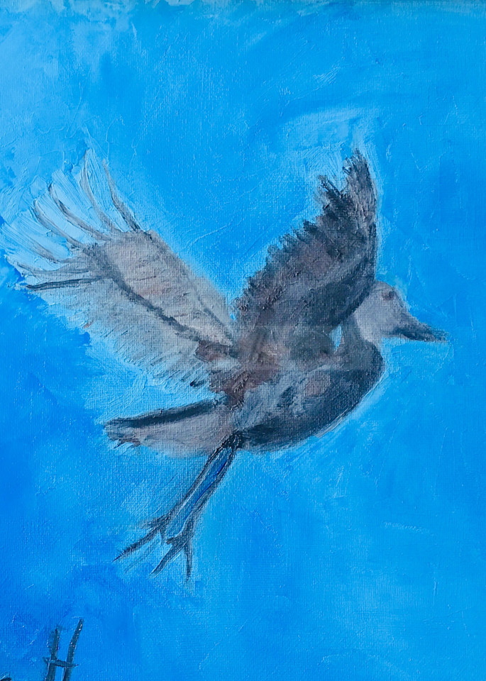 Shoebill Nature Print Art | Fine Art by Ane