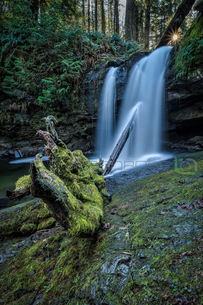 Stocking Creek Falls 2