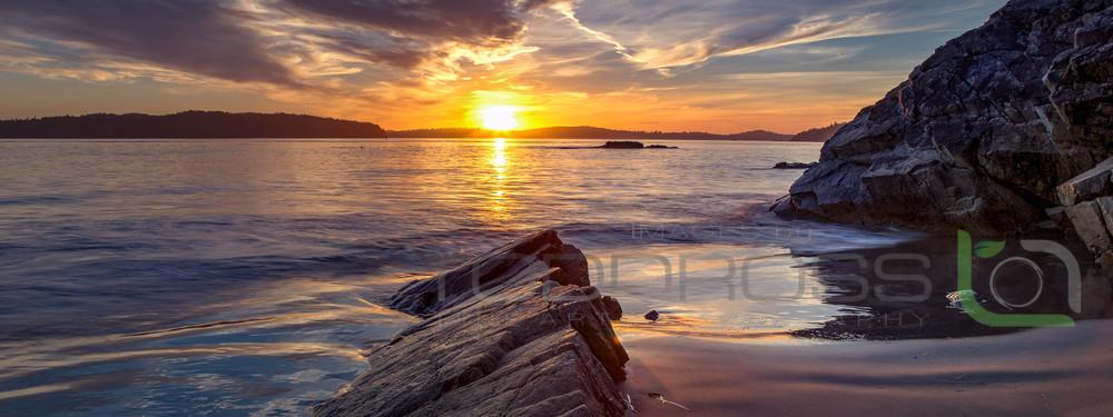 Tonquin Beach Sunset